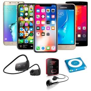 Телефоны, MP3, Смарт