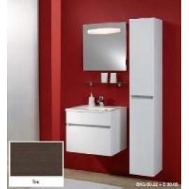 Мебель для ванной Gorenje 789350 FRESH TEAK пенал 30см прав