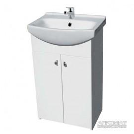 Мебель для ванной Cersanit BIANCO Тумба д/раков. CERSANIA-60 NEW