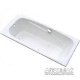 Flory FBT-9002#04 Ванна чавун 170*75*42 ніжки та ручки
