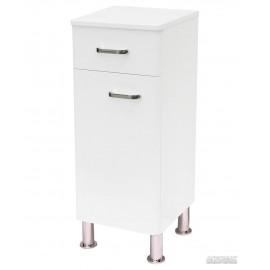 Мебель для ванной Cersanit ALPINA Напівпенал універсальний
