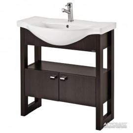 Мебель для ванной Cersanit IMATRA Тумба venge д/раков. LIBRA/OMEGA-80