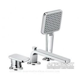 Смеситель для ванны Kludi Esprit 564470540