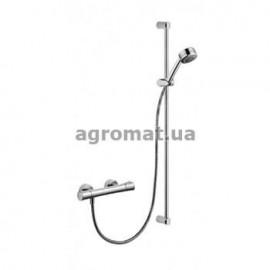 Душевые наборы и панели Kludi 605770500 Zenta Shower Duo Душевой набор с термостатом