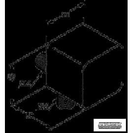 Душевая система 655430500 KLUDI A-QAсоединение для шланга