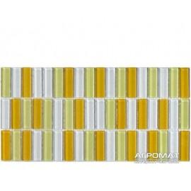 Мозаика BETTER-мозаика B-MOS HF-08 желтый микс (22 шт)