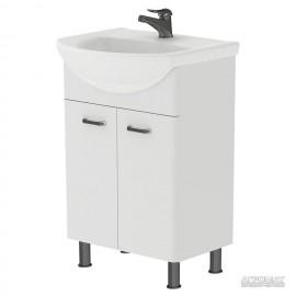 Мебель для ванной Cersanit ALPINA Тумба д/раков. AGA - 60