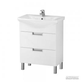 Мебель для ванной Cersanit DAHLIA Тумба д/раков. LIBRA/OMEGA-80