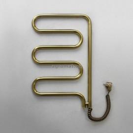 Полотенцесушитель Instal Projekt SPIE-40/40RC02 Рушникосушка електрична - золото