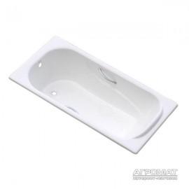 Чугунная ванна Goldman ZYA-22C-7 Nova Ванна 170x80 с ножками и ручками