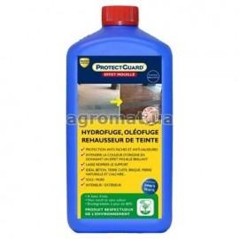 Средство по уходу Guard Industrie Protect Guard Effet Mouille Brilliant 1l (1л) средство для защиты, эффект «мокрого камня» глянец