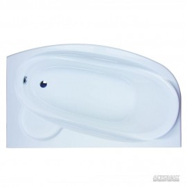 Гидромассажная ванна Devit Prestige 17031124AR правая