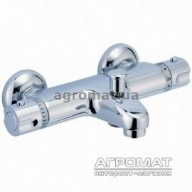 Смеситель для ванны PRIMERA 10270014 PIANO Змішувач д/ванни з термостатом