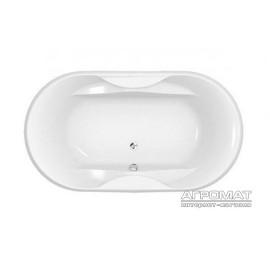 Cersanit S301-043 NEVADA Ванна 180x100+PW06