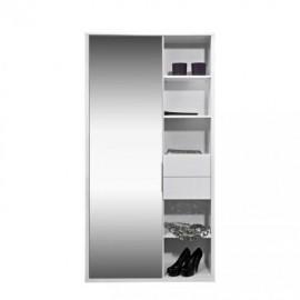 Шкаф гардеробный Arte-M Garderoben (white) 277 117