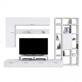 Шкаф навесной Arte-M Game (white/white) 347 238