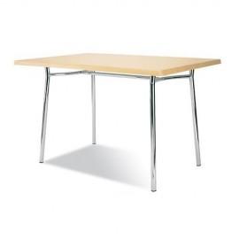 Стол Новый Стиль Tiramisu duo chrome 110x70