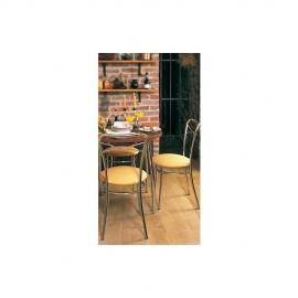 Стул кухонный Новый Стиль Castano chrome V