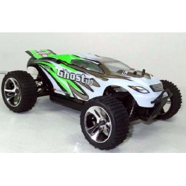 HSP Racing Ghost Brushless Truggy PRO 1/18 4WD 225 мм 2.4GHz RTR