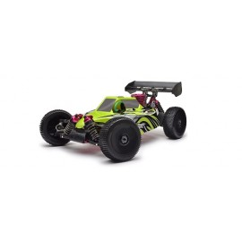 Thunder Tiger EB-4 S2.5 Nitro PRO Buggy 1/8 490 мм 4WD 2.4 GHz RTR Yellow