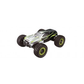 Thunder Tiger eMTA Brushless Monster 1/8 620 мм 4WD 2.4GHz RTR Green