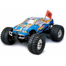 Thunder Tiger MTA-4 S28 Nitro PRO Monster 1/8 558 мм 4WD 2.4GHz RTR Blue