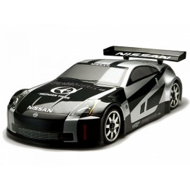 Thunder Tiger Sparrowhawk VX Nissan 350Z 1/10 4WD 368 мм 2.4GHz RTR