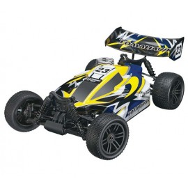 Thunder Tiger Tomahawk BX,18 Nitro PRO Buggy 1/10 390 мм 4WD 2.4GHz RTR Yellow