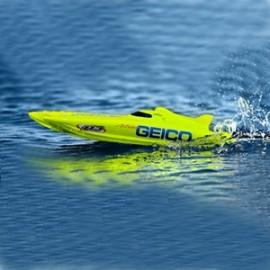 Pro Boat Miss Geico 17 2.4GHz 432 мм RTR