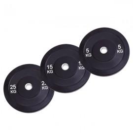 Бамперные диски обрезиненые PL37
