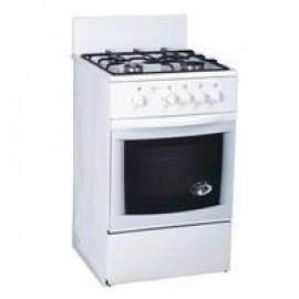 Кухонная плита GRETA 1470-0012 Белая