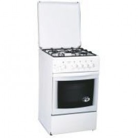 Кухонная плита Greta 1470-0006 Белая