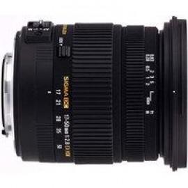 Объектив Sigma 17-50 мм f/2.8 EX DC OS HSM Canon