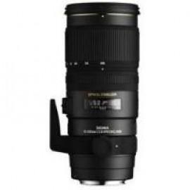 Объектив Sigma 70-200 мм f/2.8 EX DG OS HSM Nikon