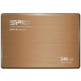 Накопитель Silicon Power 240 GB SSD V70 SATAIII 2.5 (+3.5 адаптер)