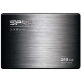 Накопитель Silicon Power 240 GB SSD Velox V60 SATAIII 2.5 (+3.5 адаптер)