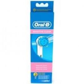 Сменная насадка для зубной щетки Braun Oral-B Sensitive (2 шт.)