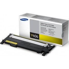 Картридж Samsung CLT-Y406S/SEE