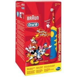 Зубная электрощетка Braun Oral-B Mickey Stages D10.513