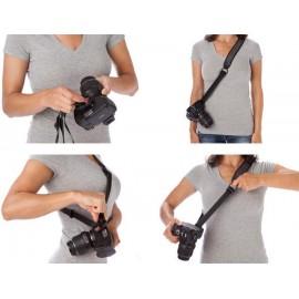 Ремень для камеры JOBY UltraFit Sling Strap for Women Charcoal