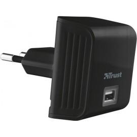 Зарядное устройство Trust Wall Charger with USB port - 12W