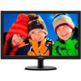 LED-монитор Philips 223V5LSB/01 Black