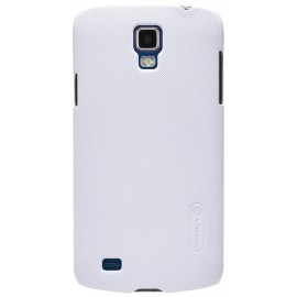 Чехол Nillkin Samsung GT-I9295 Galaxy S4 Active - Super Frosted Shield White