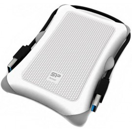 Накопитель Silicon Power Armor A30 500 GB USB 3.0 White