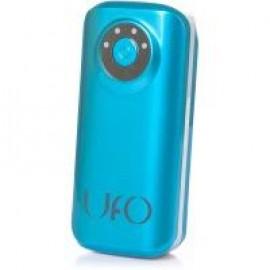 Портативное зарядное устройство USB UFO PB-miniAPP11-2 5200 mAh Вlue