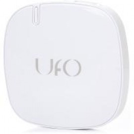 Портативное зарядное устройство USB UFO PB-miniAPP15 3000mAh White