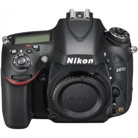 Цифровая зеркальная фотокамера Nikon D610 Body