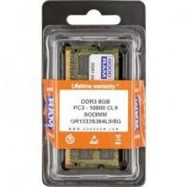 Оперативная память GOODRAM DDR3 8 GB 1333 MHz GR1333S364L9/8G Блистер