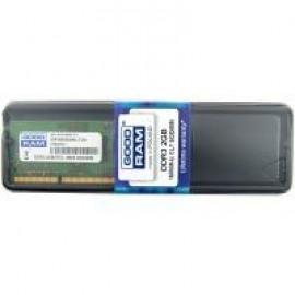 Оперативная память GOODRAM для ноутбука DDR3 2 GB 1600 MHz БЛИСТЕР