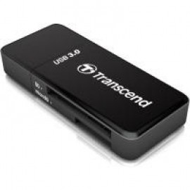 Кардридер Transcend TS-RDF5K 5-in-1 USB 3.0 Black